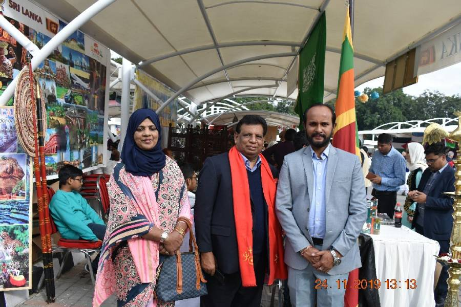 Participation in Pakistan Foreign Office Women's Associations Annual Charity Bazar