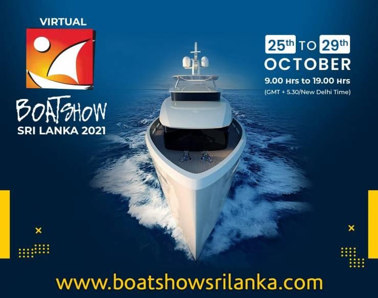Virtual Boat Show Sri Lanka 2021